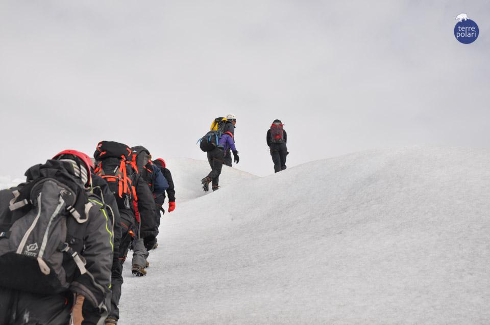 Viaggio: Il meglio della Groenlandia 2015 Breve descrizione della foto: Questa foto rappresenta l'essenza di un viaggio di gruppo in questo meraviglioso paese attraverso paesaggi mozzafiato e ghiacciai millenari. Categoria: Lo spirito di esplorazione