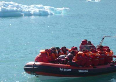 Groenlandia_aventura_inuit_zodiak Tierras Polares