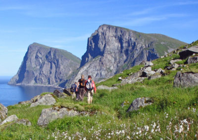 viaje Lofoten Tromso y Ballenas noruega tierras polares