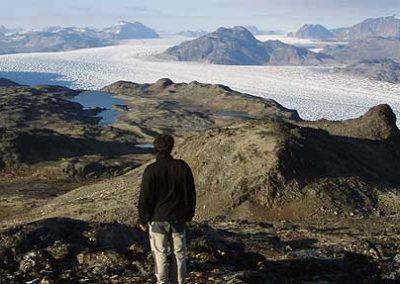 Groenlandia glaciar