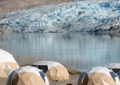 viajes-groenlandia-glaciar campamento fletanes tierras polares