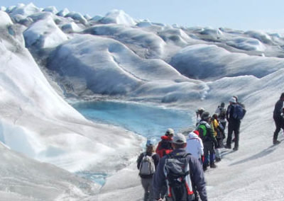 groenlandia excursion glaciar