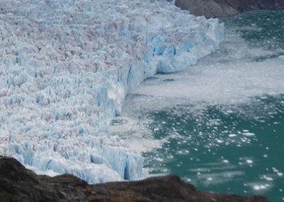 groenlandia glaciar qoroq