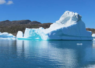 groenlandia icebergs Tierras Polares