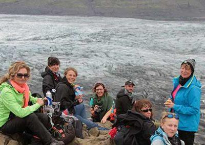 Islandia-puente-mayo lago icebergs