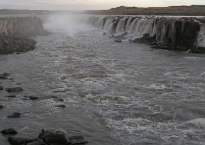 Tour dell'islanda in ottobre