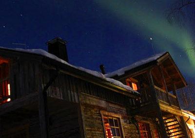 auroras-boreales-finlandia tierras polares