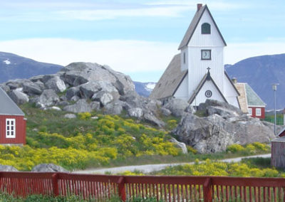 groenlandia-nanortalik tierras polares