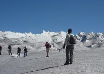 groenlandia_trekking crampones glaciar