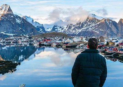 lofoten-noruega-viaje-auroras-boreales tierras polares