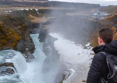 Gulfoss Islanda